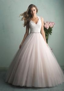 9162 by Allure Bridal Wedding Dress from Lori G Derby