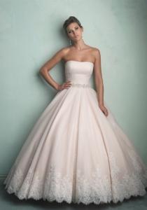 9168 by Allure Bridal Wedding Dress from Lori G Derby