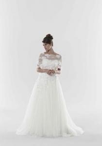 Imogen Sample Sale Wedding Dress Lori G Derby