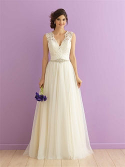 2912 by Allure Bridal from Lori G Derby