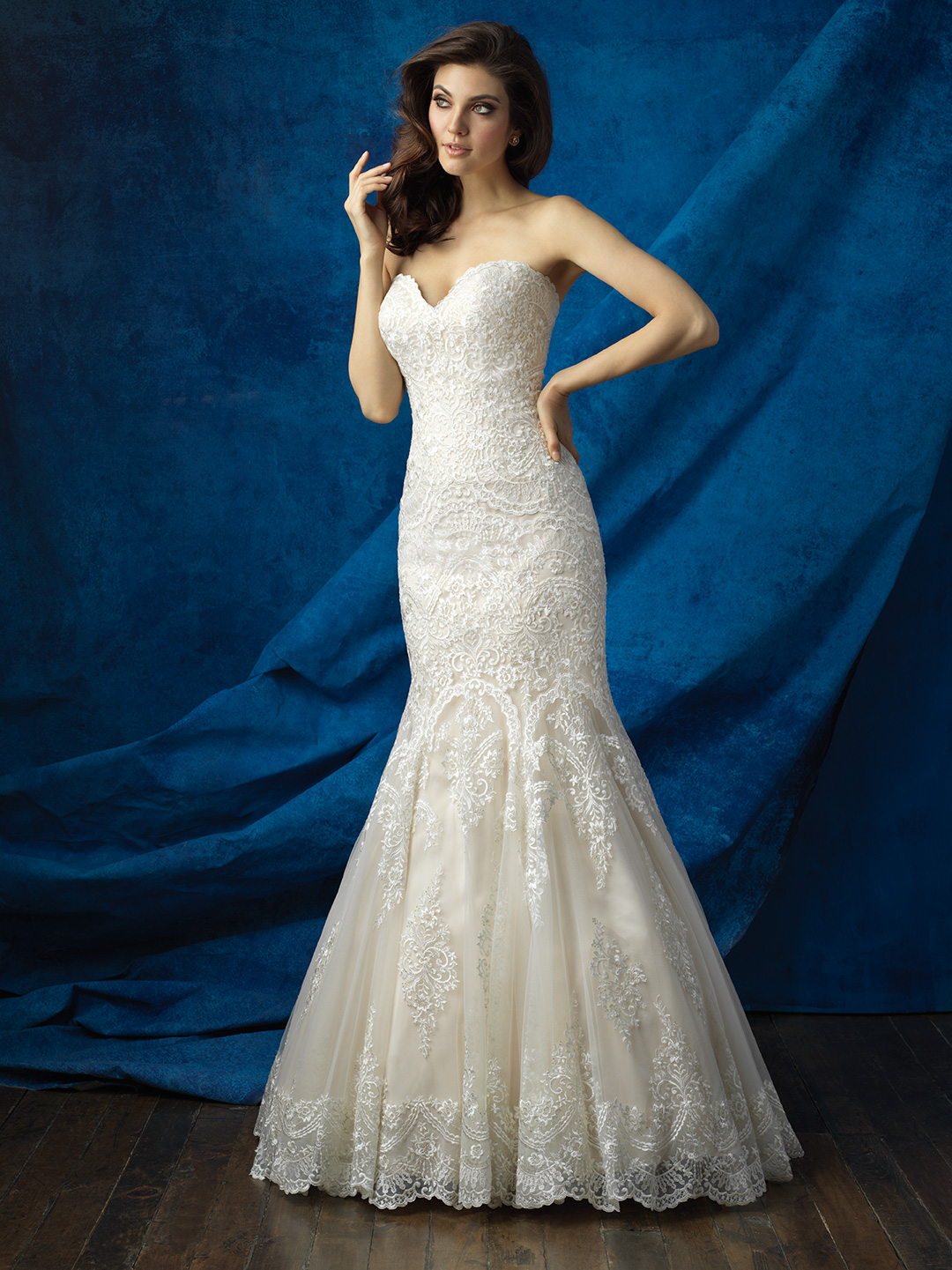 9361 by Allure Bridal