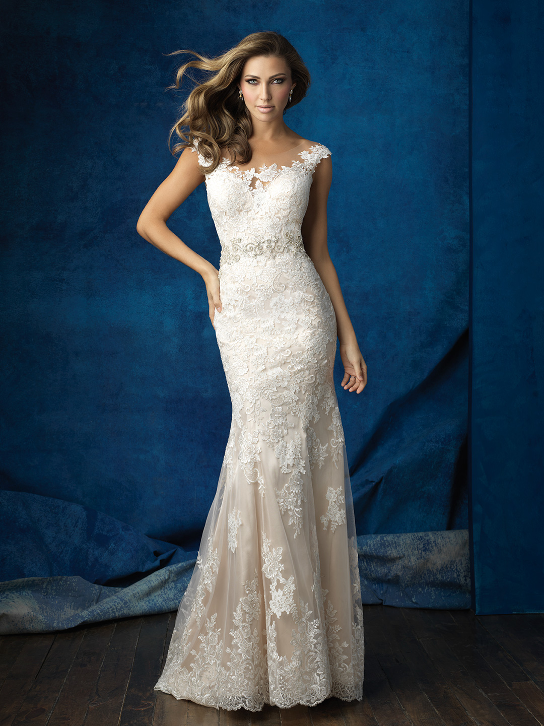 9371 by Allure Bridal