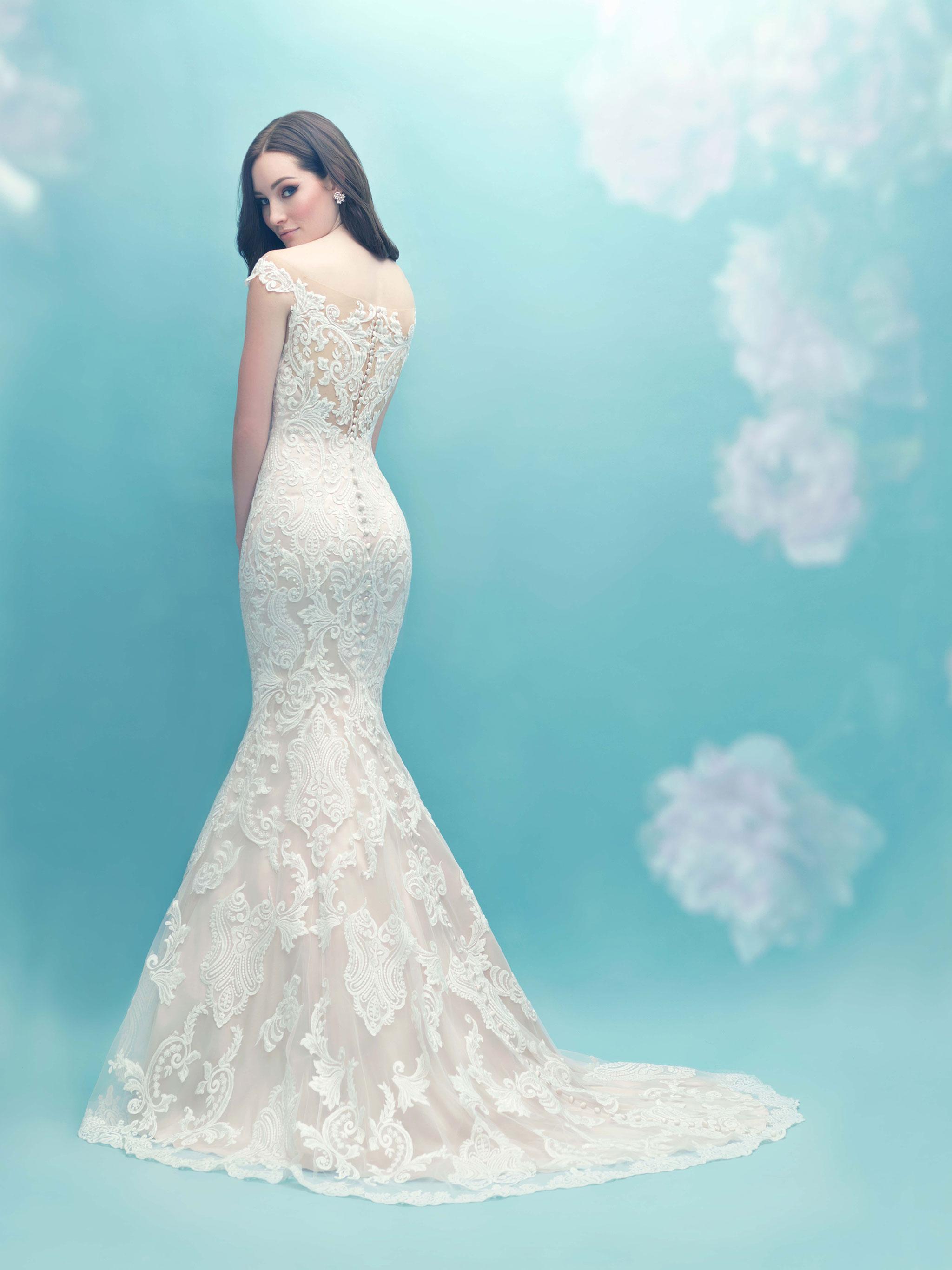 9474 by Allure Bridal at Lori g Bridal