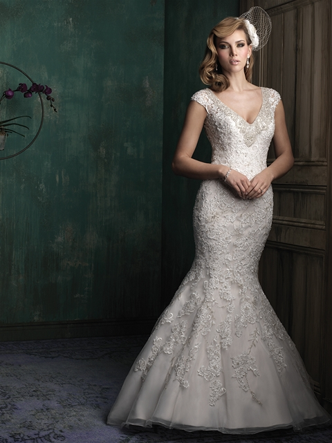 C342 by Allure Couture from Lori G Bridal Derby