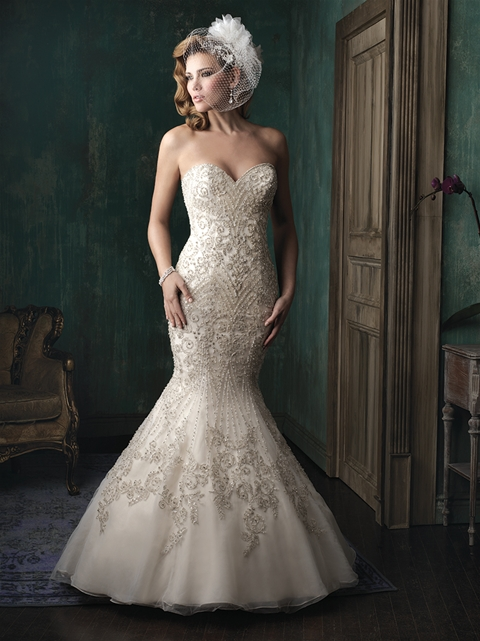 C348 by Allure Couture from Lori G Bridal