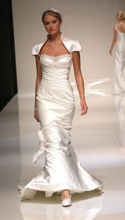 Cadiz sale wedding dress from Lori G Derby