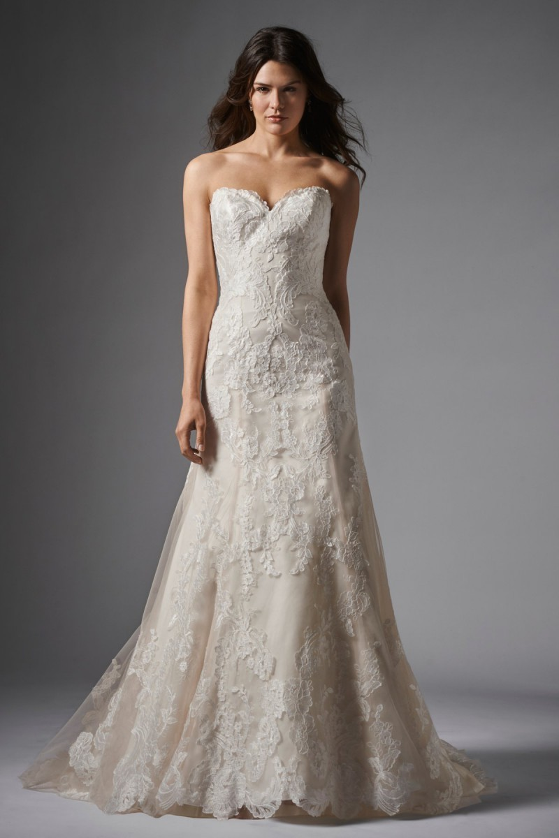 Lori G Wedding Dresses : Christy by wtoo wedding dress from lori g bridal derby