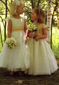 Grace & Esme by Nicki MacFarlane Bridesmaids dress from Lori G Derby