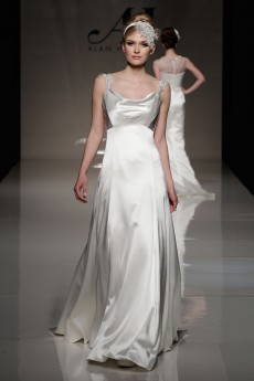 Lucille sale wedding dress from Lori G Derby