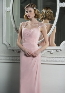 Luna - Isobel from Lori G Derby Bridesmaids dresses