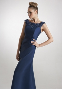 M520T by True Bride Bridesmaids dress from Lori G Derby