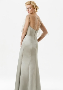 M545 by True Bride from Lori G Derby Bridesmaid Dresses