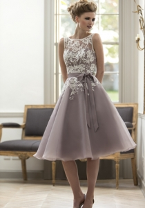 M570 by True Bride Bridesmaids dress from Lori G Derby
