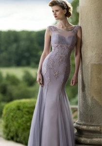 M589 by True Bride Bridesmaids dress from Lori G Derby