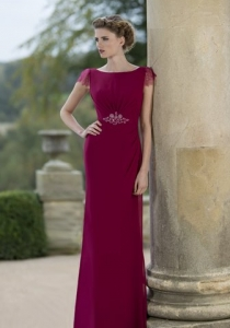 M635 by True Bride from Lori G Derby Bridesmaid Dresses