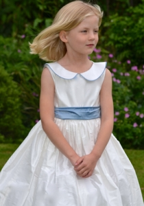 Matilda by Nicki MacFarlane from Lori G Derby bridesmaid flower girl dress