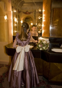Mirabelle by Nicki MacFarlane from Lori G Derby bridesmaid flower girls dresses