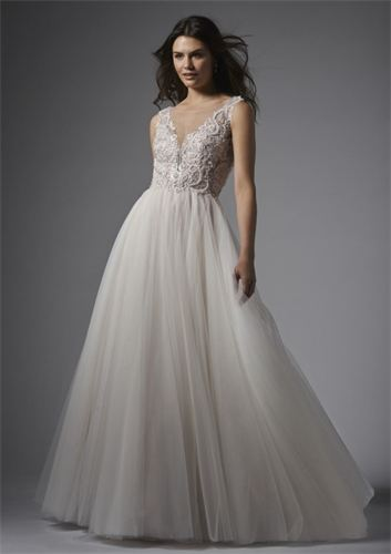 Lori G Wedding Dresses : Naomi by wtoo wedding dress from lori g bridal derby