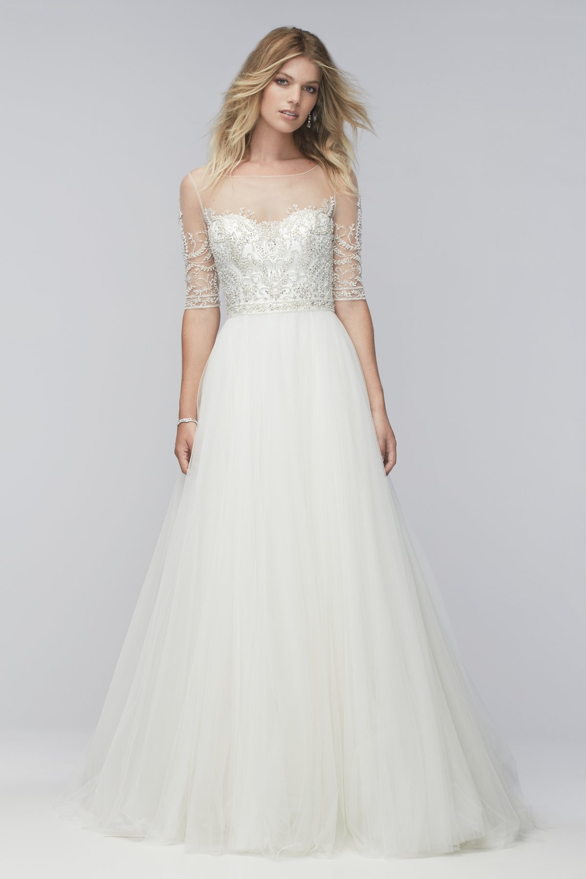 Lori G Wedding Dresses : Nelly by wtoo wedding dress from lori g bridal derby