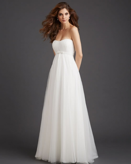 P1001 by Allure from Lori G Bridal