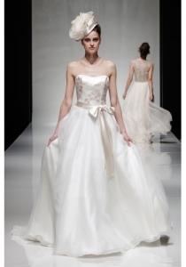 Summer sale wedding dress from Lori G Derby