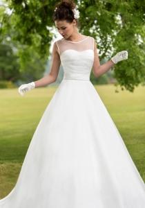 W126 by True Bride wedding dress from Lori G Derby