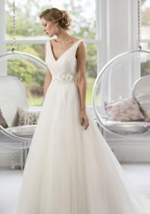 W141 by True Bride from Lori G Derby