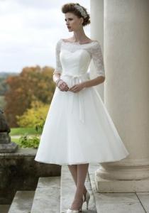 W172 by True Bride wedding dress gown from Lori G Derby