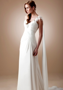 W991 by True Bride (SALE) from Lori G Bridal Derby