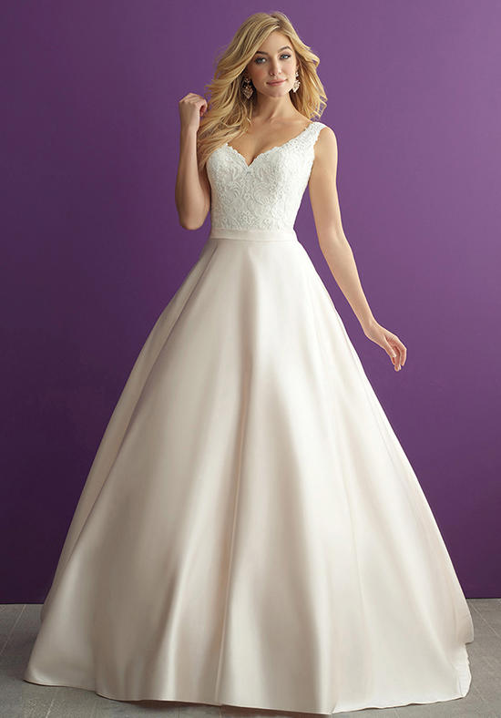2951 by Allure Romance from Lori G Bridal Derby
