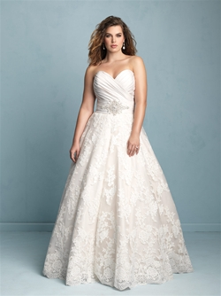 W351 by Allure Couture from Lori G Derby