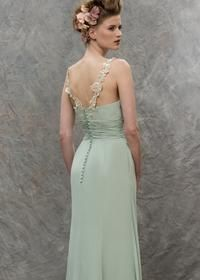 M590 by True Bride (Back View)