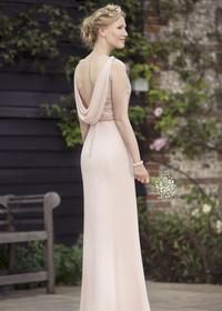 M964 by True Bride (Back View)