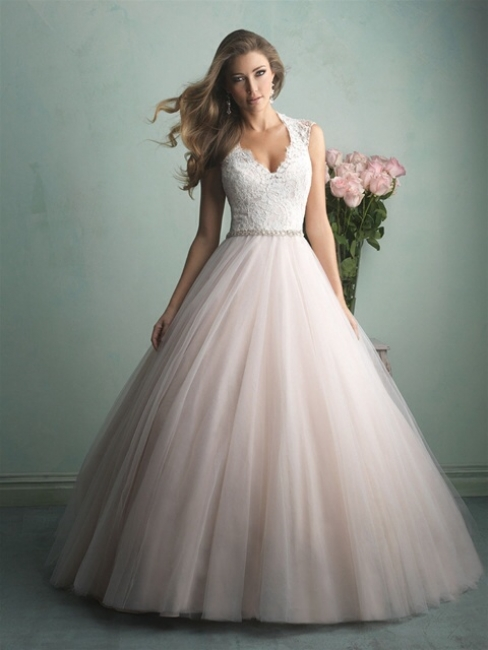9162 by Allure Bridal from Lori G Bridal Shop Derby