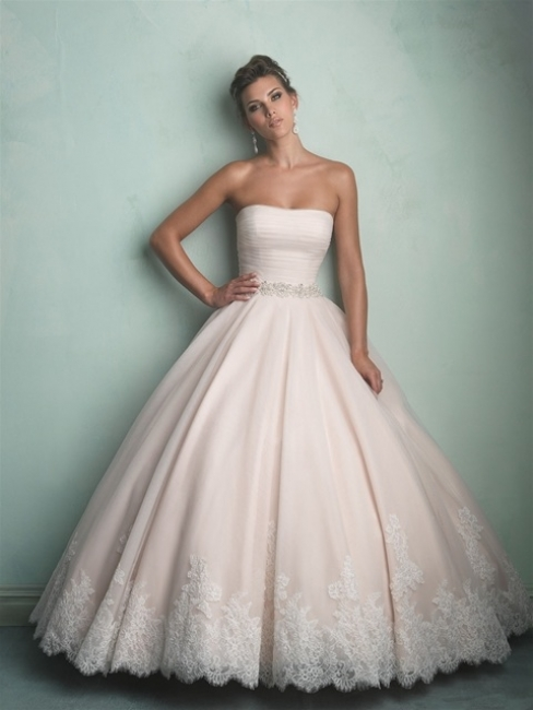9168 by Allure Bridal From Lori G Derby