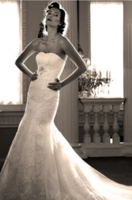 Lori G Wedding Dresses : Angelica by nicki flynn from lori g derby