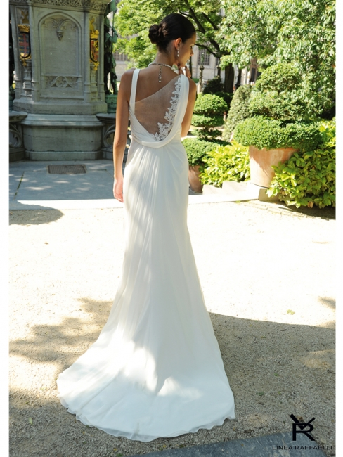 B13-81 by Linea Raffaelli Wedding Dress From Lori G Bridal Derby