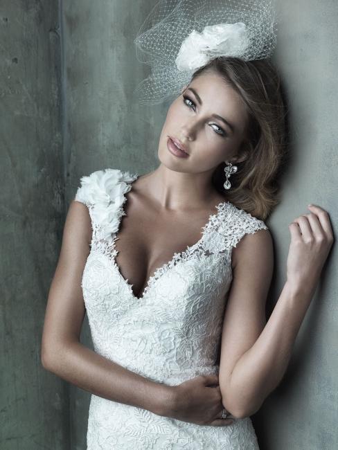 C287 by Allure Bridal from Lori G Derby Wedding Dress