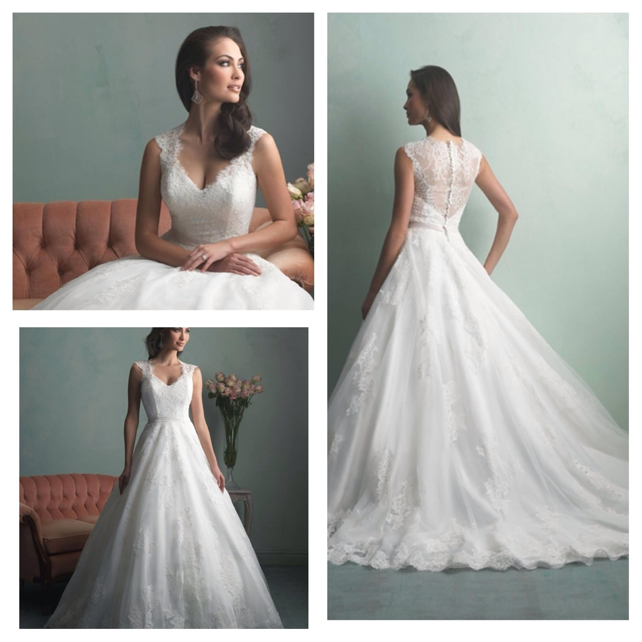 Lori G Wedding Dresses : Allure bridal lori g