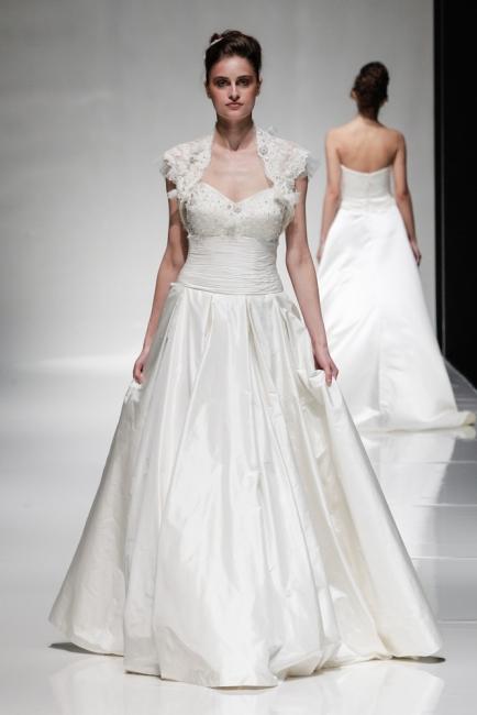 Ophelia Wedding Dress by Alan Hannah from Lori G Bridal Derby