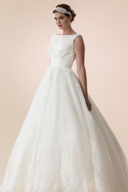 W133 by True Bride from Lori G Bridal Derby