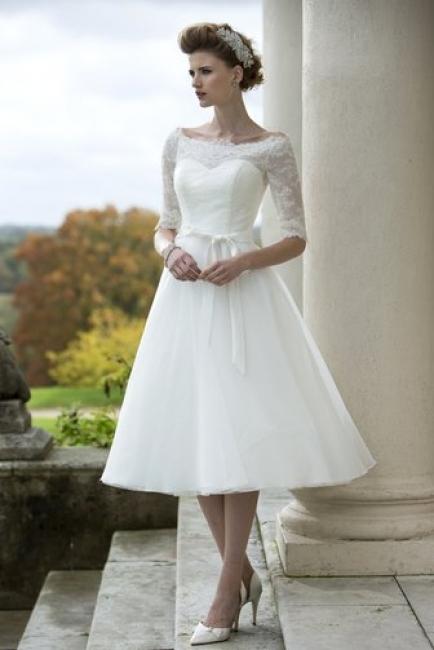 W172 by True Bride from Lori G Bridal Derby