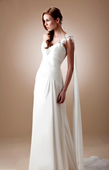 W991 by True Bride (SALE) Lori G Derby