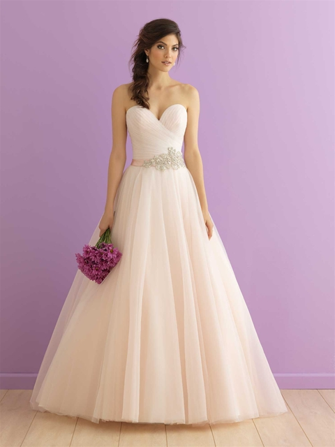 2904 by Allure Bridal from Lori G Derby