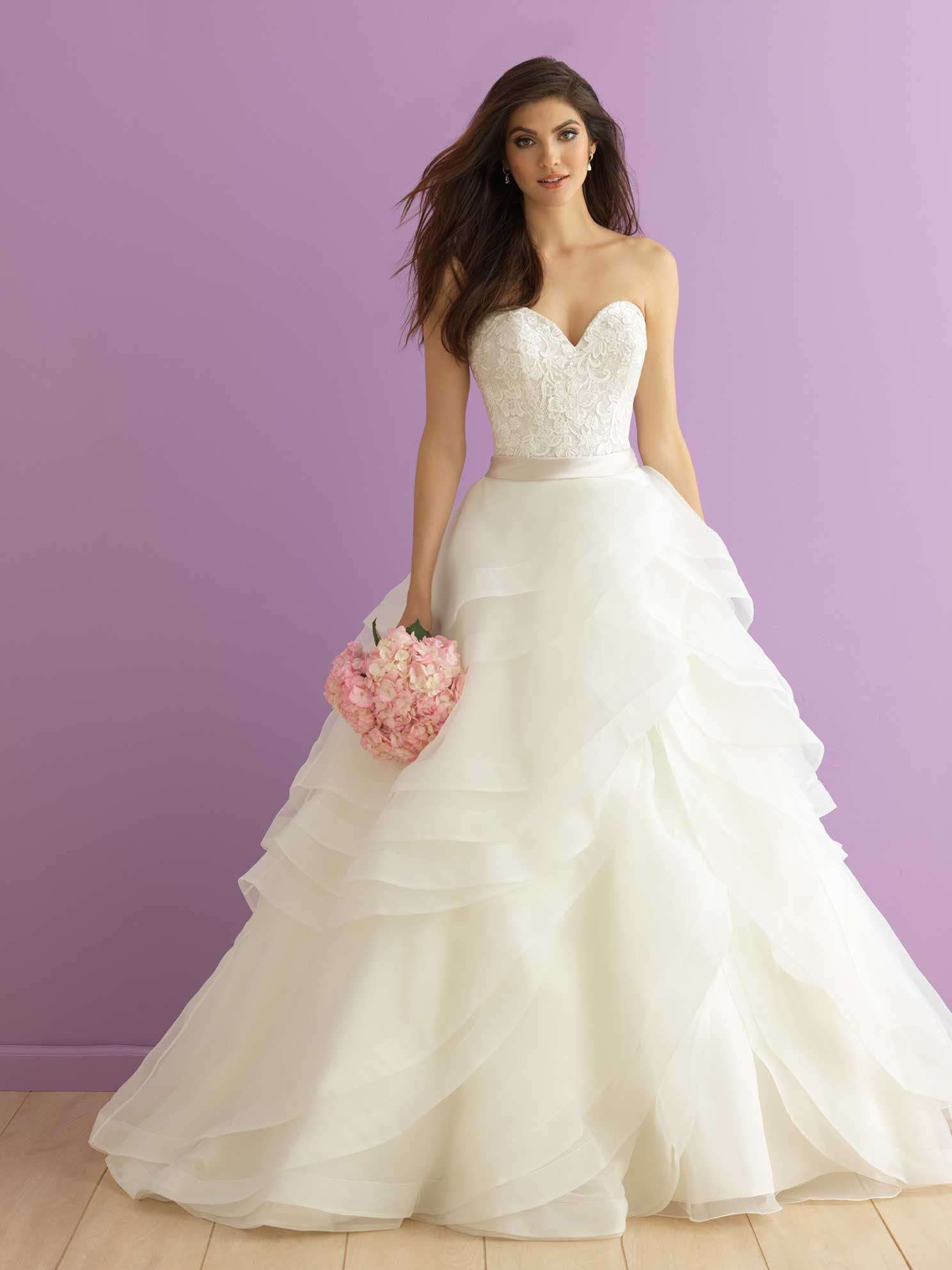 2905 by Allure Bridal from Lori G Derby