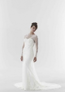 Latoya Ann Sample Sale Wedding Dress Lori G Derby