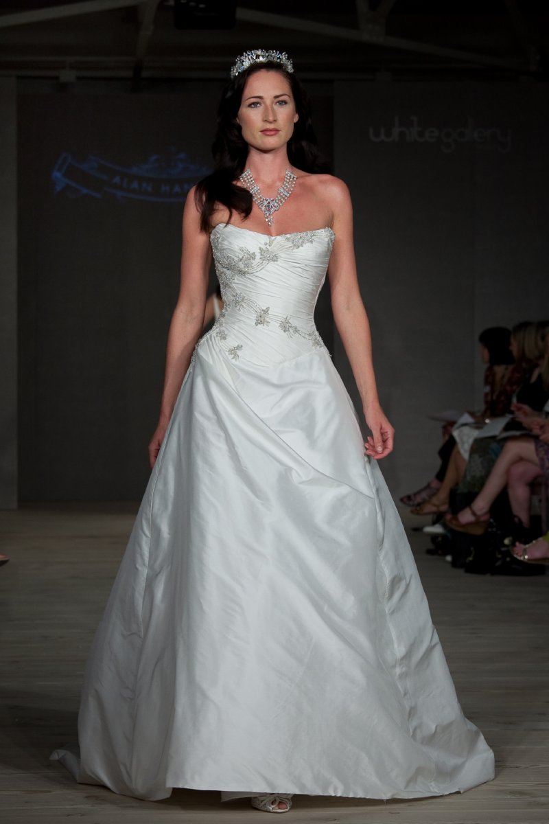 Alan Hannah Sample Sale Wedding Dress - Kimberley - Lori G ...