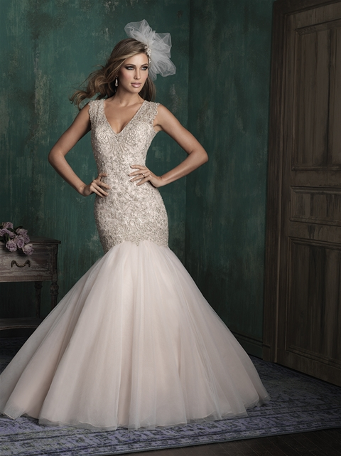 C343 Wedding Dress by Allure Couture by Lori G Bridal Derby