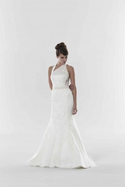 Claridge Ann Sample Sale Wedding Dress Lori G Derby
