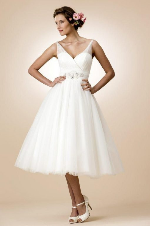 Nancy Wedding Dress from Lori G Derby